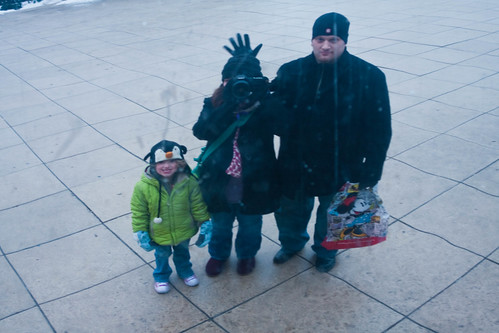 Family portrait-Chicago 2010