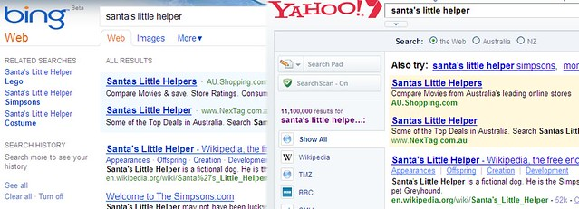No Lego advertising on Bing or Yahoo