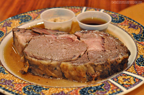 Prime Rib at Mystic Lake Buffet ~ Prior Lake, MN