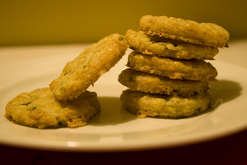 cheddar jalepeno cookies