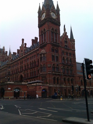 King's Cross St. Pancrass
