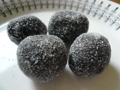 Midnight Booze Balls