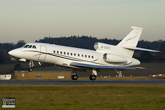 M-ODKZ - 86 - Skylane LP - Dassault Falcon 900EX - Luton - 101209 - Steven Gray - IMG_6501