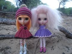 Felicia y Greta