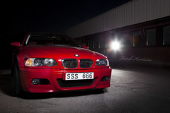 BMW M3 E46 Convertible [Explored] (Patrik Karlsson 2002tii) Tags: red convertible bmw m3 patrik e46 imola karlsson 2002tii