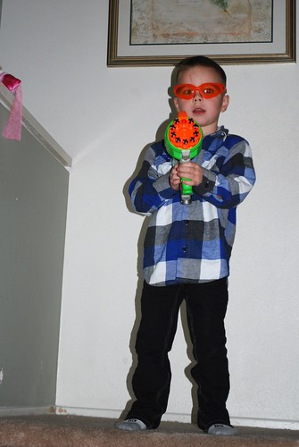 Nerf Gun Dart Tag