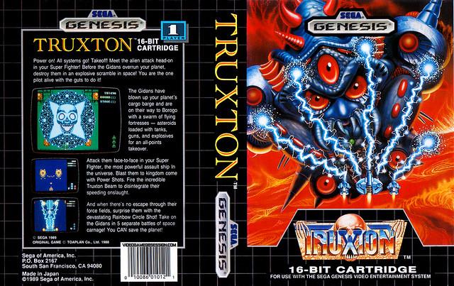 Genesis -Truxton