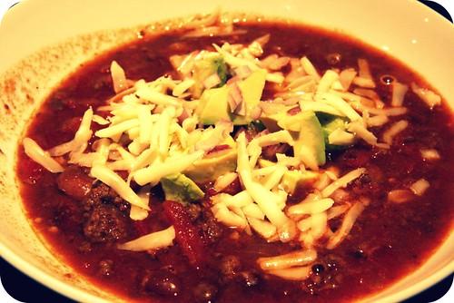 bowl o chili