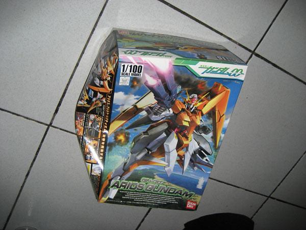 1/100 Gundam Arios