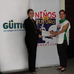TESALIA SPRINGS CO Y FUNDACION NIÑOS CON FUTURO 2