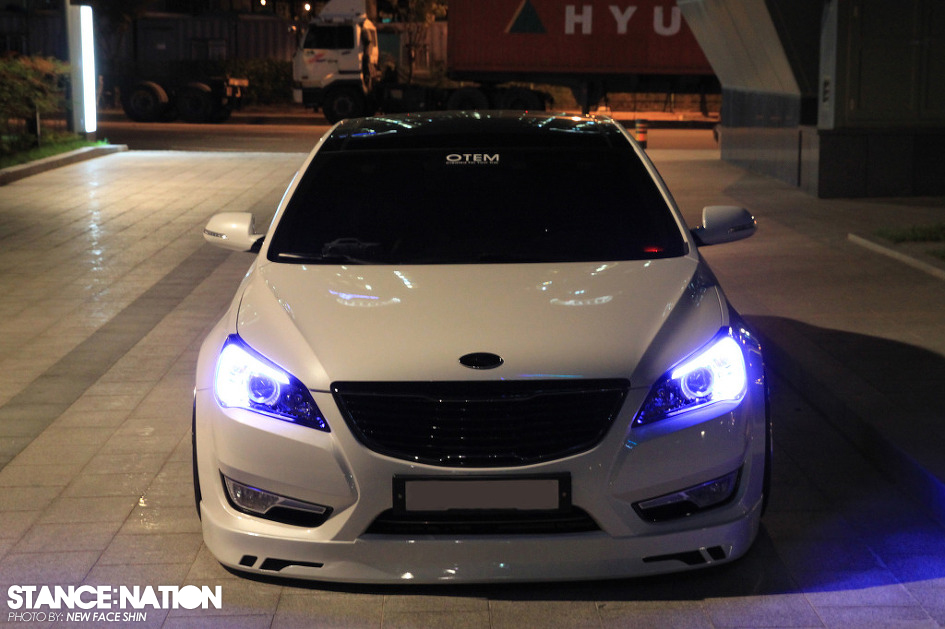 Kia K7 Vip Style Stancenation Form Gt Function