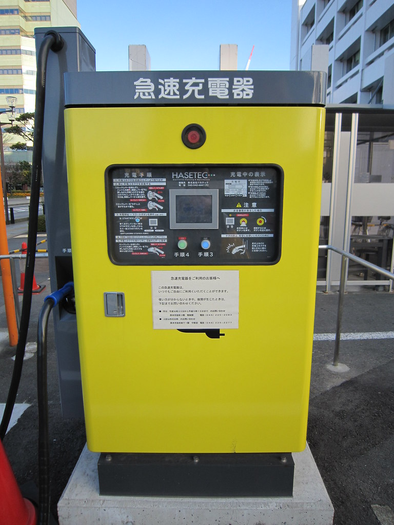 Rapid EV Battery Charger