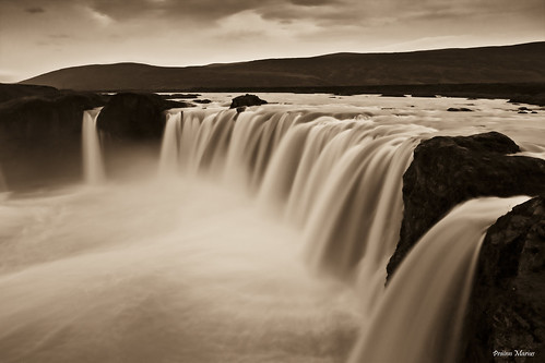 Goðafoss Old style!