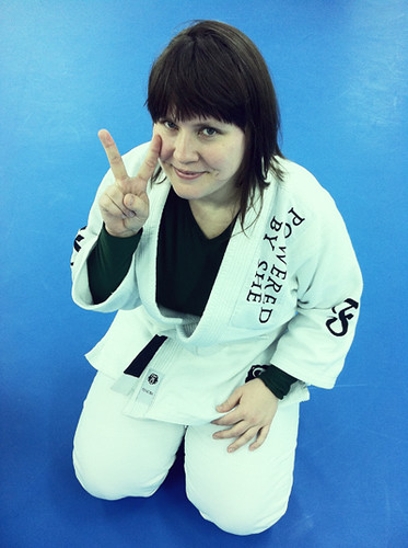 The women of Jiu Jitsu World!