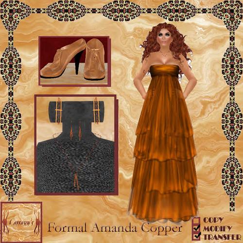 Formal Amanda