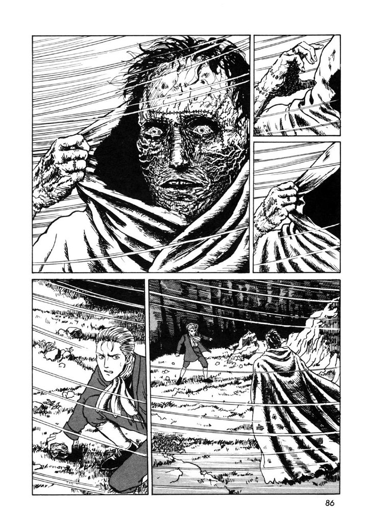 free photo start up idea - MONSTER BRAINS Junji Ito s Frankenstein Excerpts