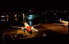 SAS planes (londoneater) Tags: norway kodakportra400vc haugesund leicam6 londond leica35mmsummiluxf14