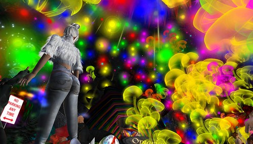 party people in second life