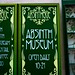 Yes, the Absinth Museum