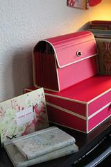 Details atelier (leal.sophie) Tags: pencils office mac geek bureau craft atelier inspirations pinktouch