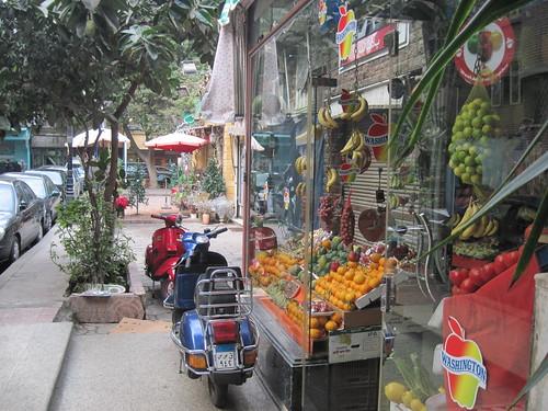 Zamalek Street Scenes