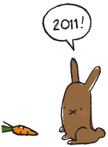 Happy 2011 everyone!