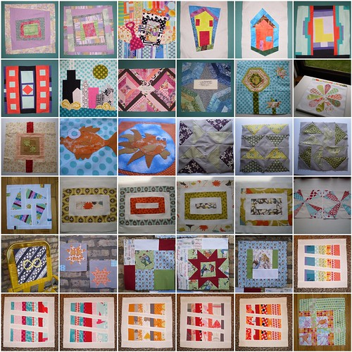 Bee Blocks Year in Review 2010 - Part 1