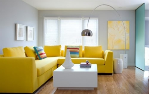 Living-room-color-with-YellowSofa