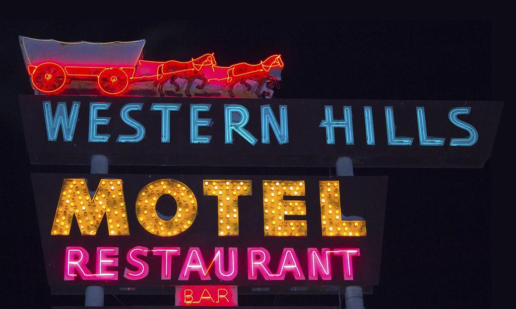 Western Hills Motel & Restaurant