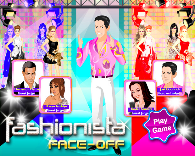facebook fashion game fashionista faceoff