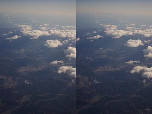 Matsuzaka, stereo parallel view