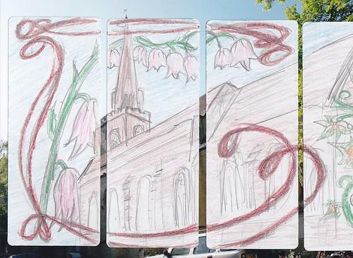 29/365 - St Aldates Church reimagined