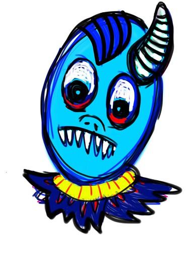 Demon #6 bughaw uhaw