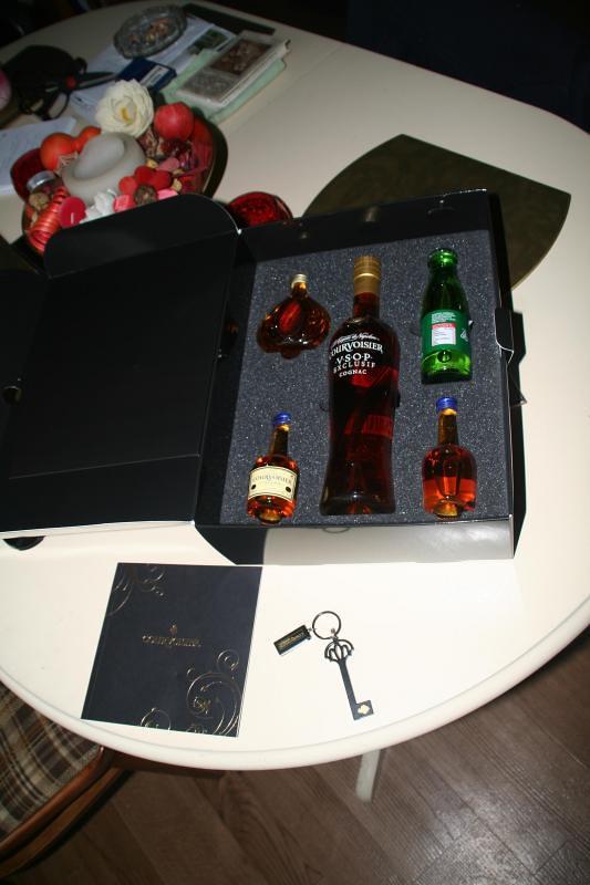 Courvoisier Membership pack