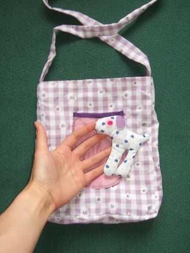 mini critter bag