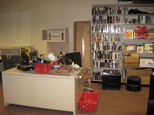 New CVGA Room - Moving In