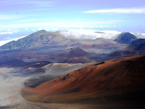 Mars? No. Haleakala National Park Maui, Hawaii
