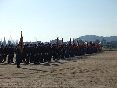 消防出初式 2011 大竹市晴海公園 5