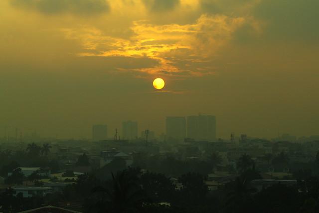 Manila Sunset