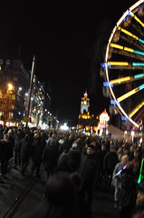 New Years Eve Crowds