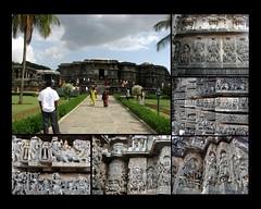 Halebeedu Temple Sculpture (Sucheth2010) Tags: hassan karnataka halebeedu