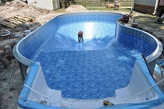 Signature Pools - Building a Pool (SignaturePools) Tags: suffolk signature swimmingpool pools virginiabeach chesapeake swimmingpools moyock kidneypool signaturepools wwwsignaturepoolsonlinecom