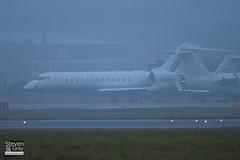 SX-GJN - 9260 - Private - Bombardier BD-700-1A10 Global Express - Luton - 110107 - Steven Gray - IMG_7678