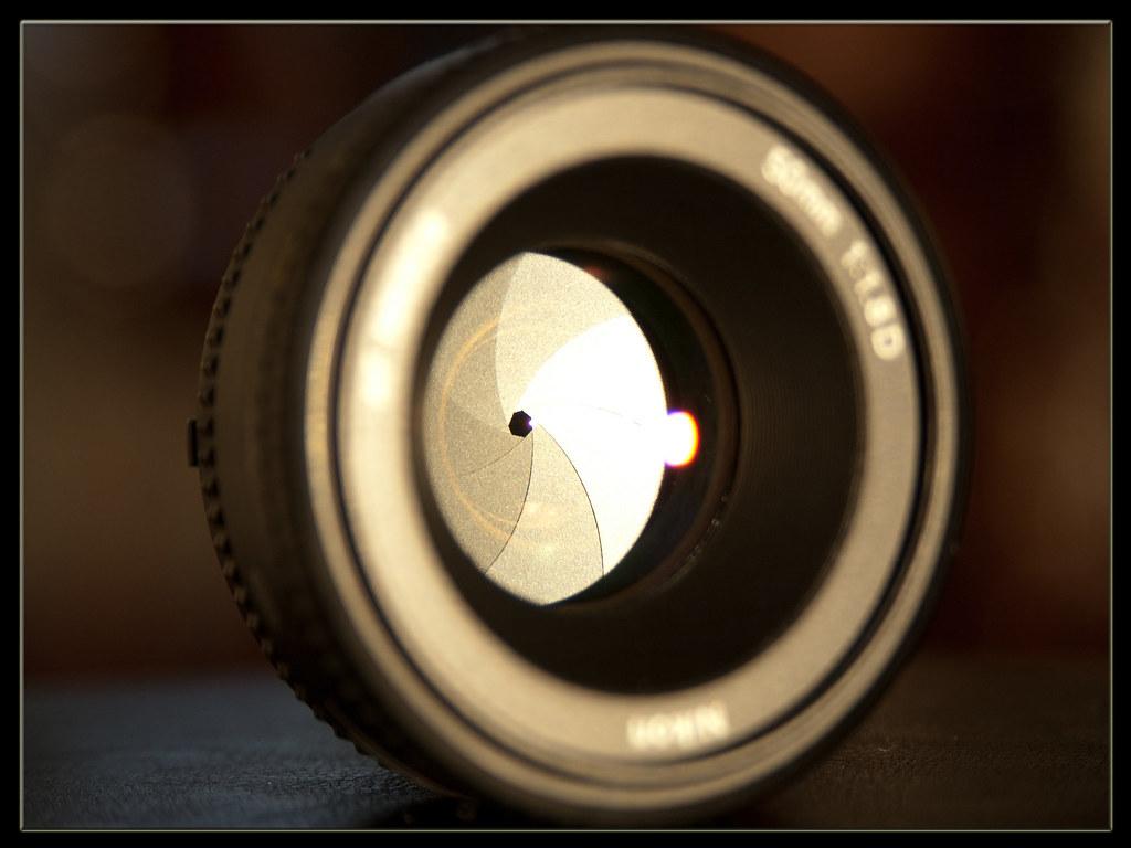 Nikon AF Nikkor 50mm f1.8 D!