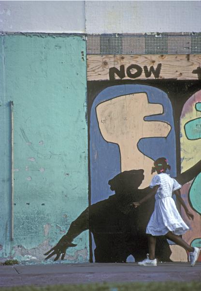 Richard Nagler, Now, Miami Beach, Florida, February 1992