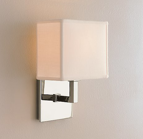 lighting, restoration hardware, nolan sconce, $150 1