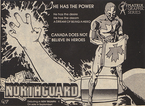 Vintage Ad #1,358: Canada Does Not Believe in Heroes