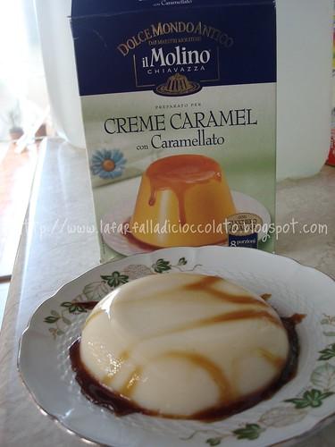 Creme Caramel Chiavazza
