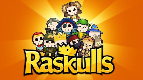 Raskulls (XBLA) Walkthrough