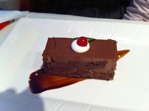 巧克力千層